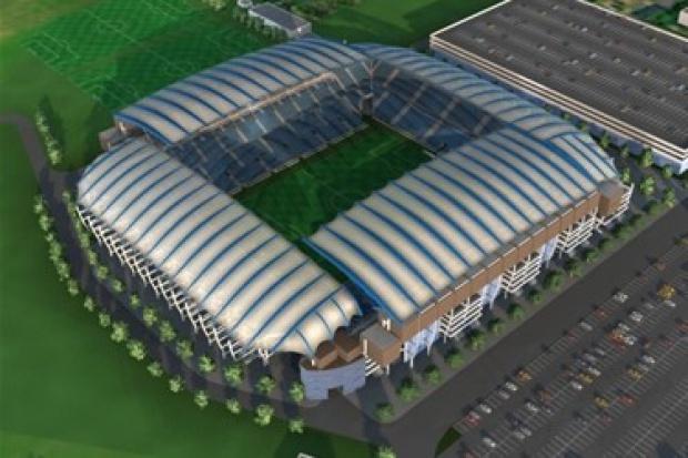 Prace na poznańskim stadionie wyprzedzają harmonogram