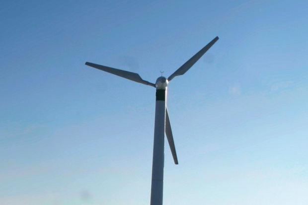 Gigantyczna elektrownia wiatrowa stanie w Szwecji