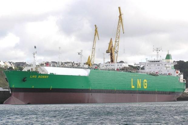 Gazprom znów myśli o zakładzie LNG nad Bałtykiem