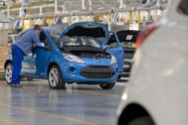 Ford świętuje wzrost sprzedaży na dwóch czołowych rynkach