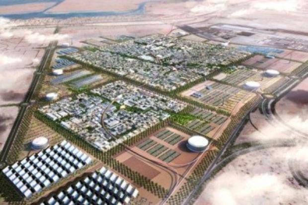GE obecne w mieście przyszłości