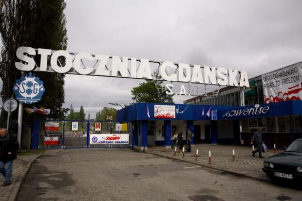 Plany restrukturyzacji Stoczni Gdańsk zostaną poprawione