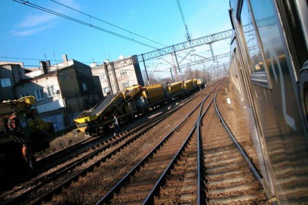MI za obniżeniem opłat za korzystanie z infrastruktury kolejowej