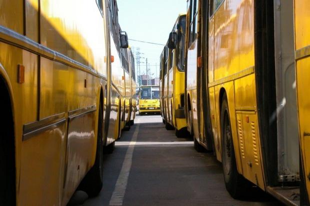 Recesja na rynku autobusów