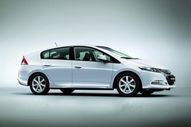 Honda Insight namieszała