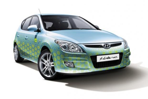 W Nosovicach ruszyła produkcja ekologicznego i30 Blue