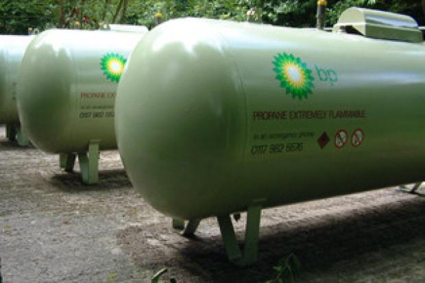 BP sprzedało Gaspolowi segment instalacji przydomowych