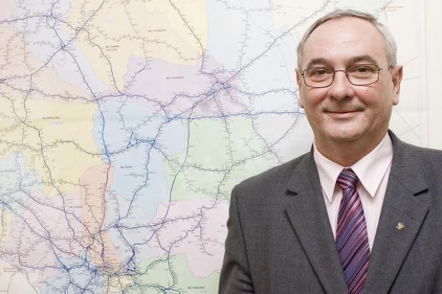 Engelhardt o prywatyzacji spółek PKP