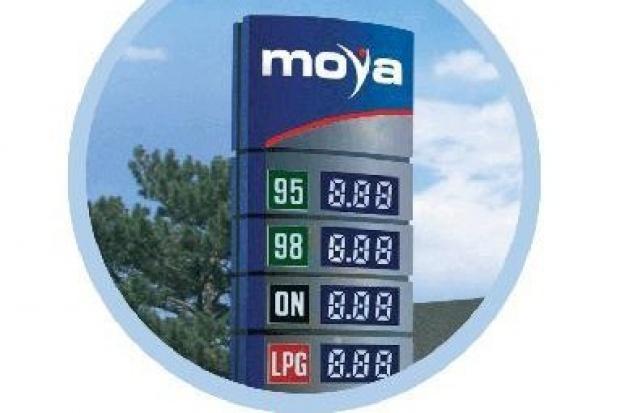 Powstaje nowa sieć stacji paliw Moya