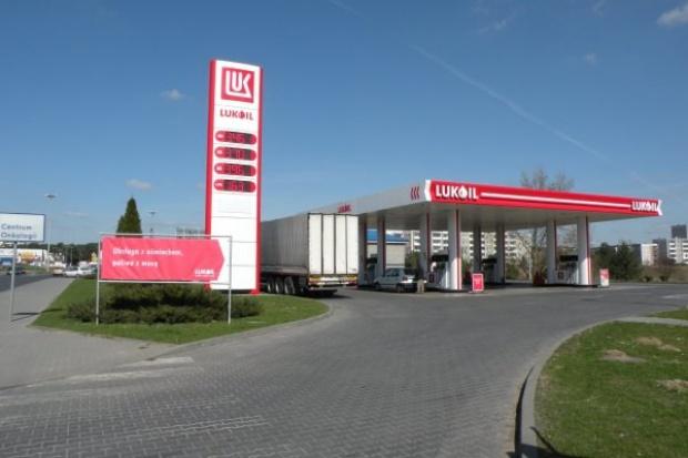 Stacje Lukoil w nowych barwach