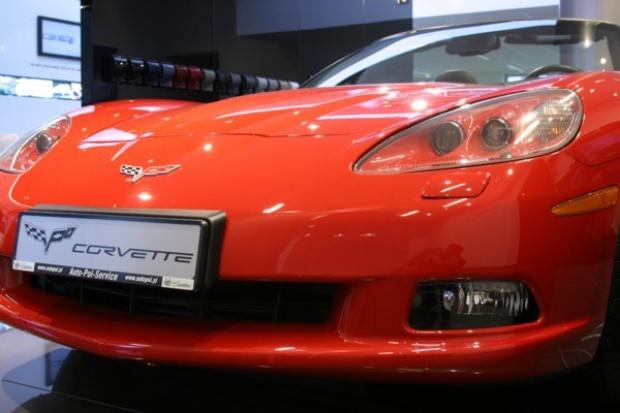Corvette nic nie grozi
