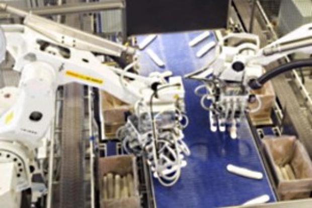 Kryzys sprzyja robotyzacji produkcji