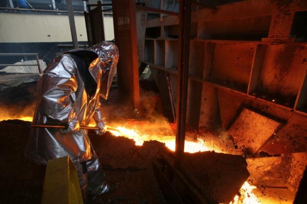 ArcelorMittal Poland: protest w obronie miejsc pracy