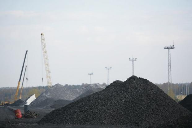 Wielkie zapasy węgla w kopalniach