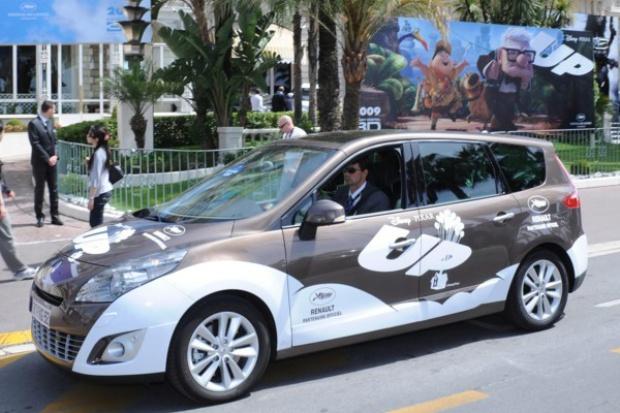 Renault oficjalnym partnerem festiwalu w Cannes