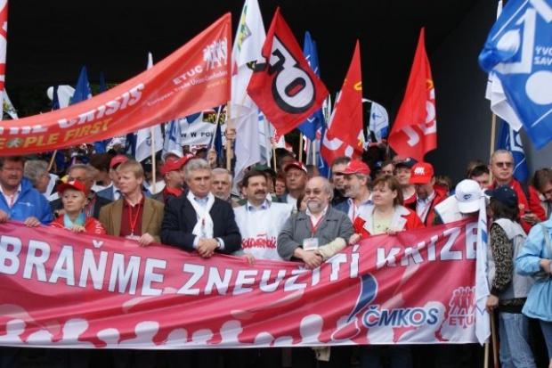 Wacław Czerkawski o demonstracji w czeskiej Pradze i o sytuacji polskich górników w Czechach