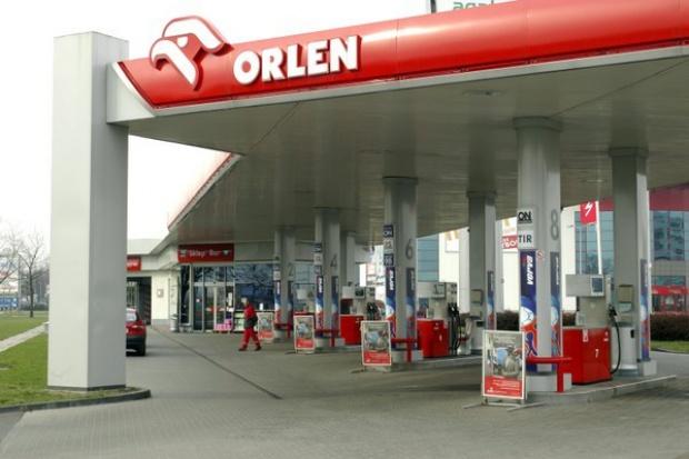 Coraz mniej stacji PKN Orlen