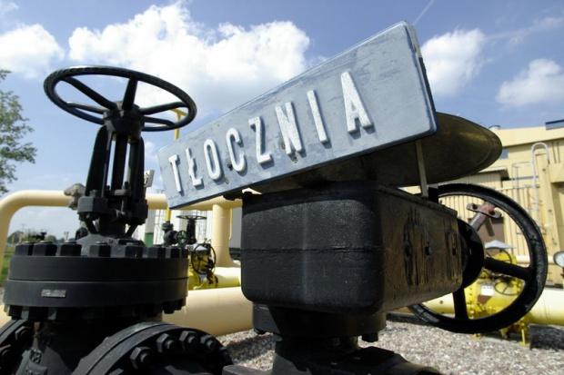 Zaczyna się budowa tłoczni gazu w Goleniowie