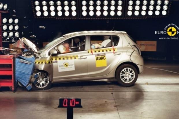 Pięć gwiazdek dla Hyundaia i20
