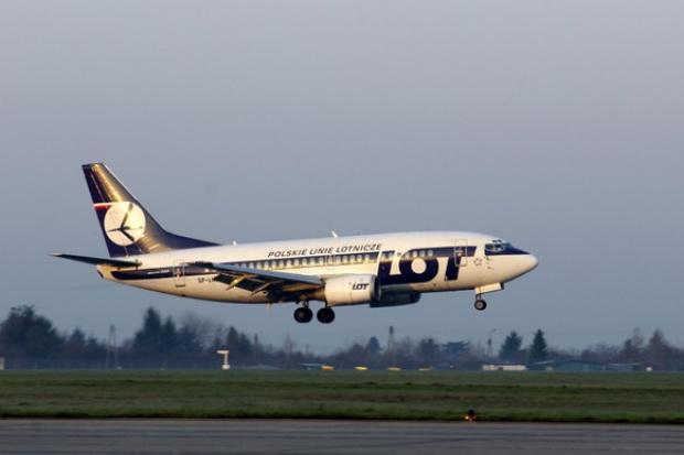 Lufthansa ma chrapkę na LOT?