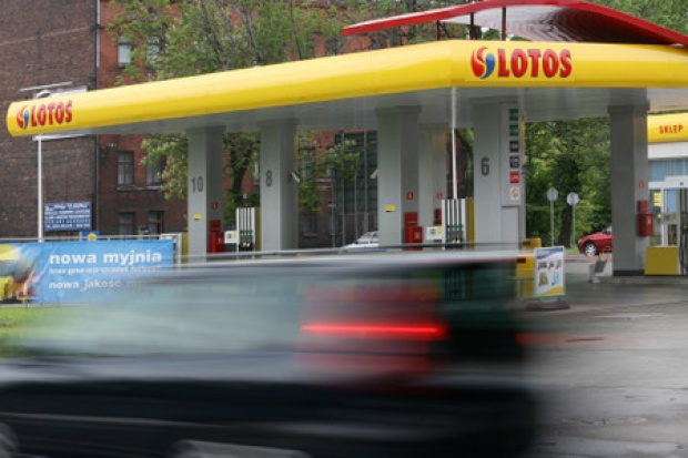 Lotos: wzrost sprzedaży paliw mimo kryzysu