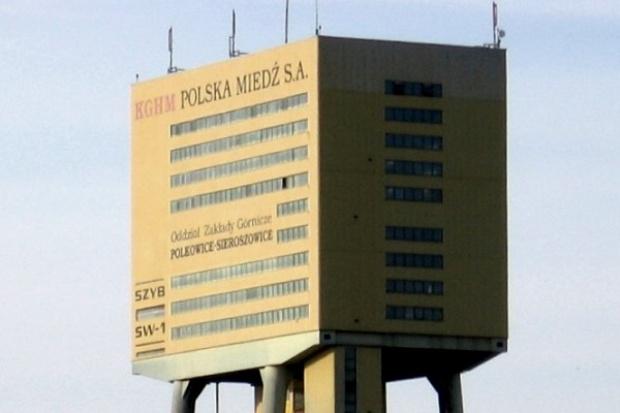 KGHM kupi koncentrat miedzi za 639-969 mln USD