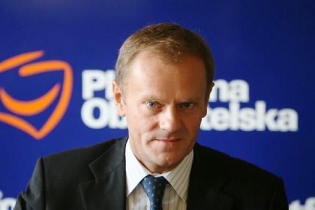 Tusk stawia Grabarczykowi ultimatum w sprawie autostrady A2