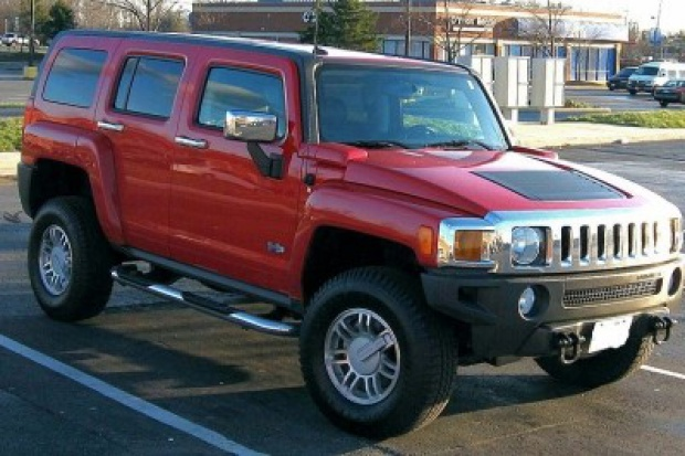 GM sprzedaje Hummera Chińczykom