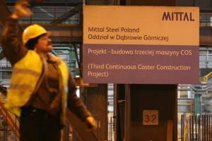 Walcownia średnia w dąbrowskim oddziale ArcelorMittal Poland zostaje