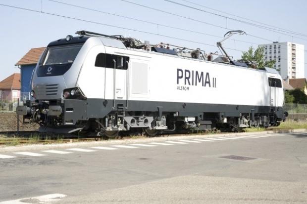 Alstom ujawnia prototyp lokomotywy nowej generacji