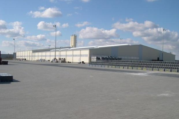 Nowa fabryka Euronitu w Chojnicach
