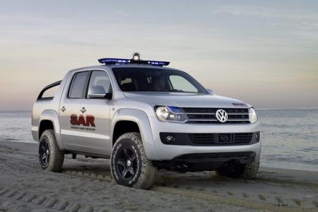 Volkswagen ma nowego pickupa