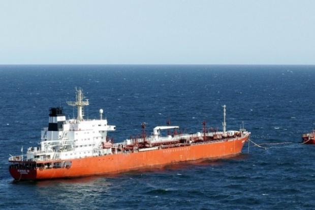 Rekordowe zapasy ropy w pływających zbiornikach