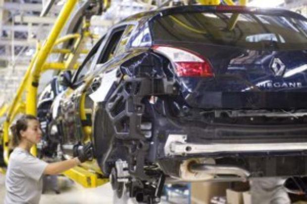 Nowy Megane a zmiany w fabryce Renault w Palencii