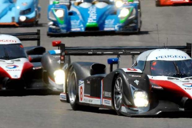 24 godziny Le Mans pod dyktatem diesli Peugeota