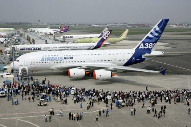 Mimo katastrofy Airbusy sprzedają się dobrze