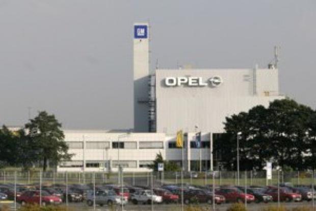 Nie ma zagrożenia dla produkcji Opla w Gliwicach