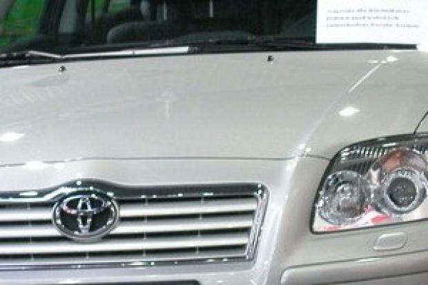 Toyota zatrudnia w Wałbrzychu