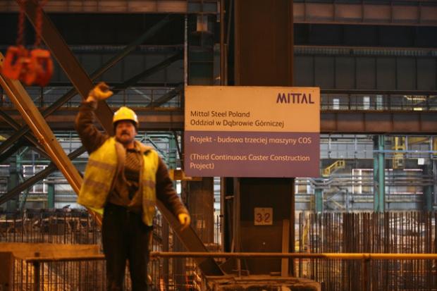 ArcelorMittal Poland poprosi państwo o pieniądze?