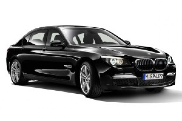 Jeszcze więcej luksusowych odmian limuzyn BMW