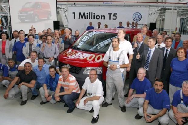 Milion Transporterów T5