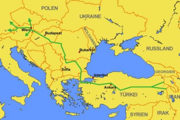 Nowy rząd bułgarski poprze gazociąg Nabucco