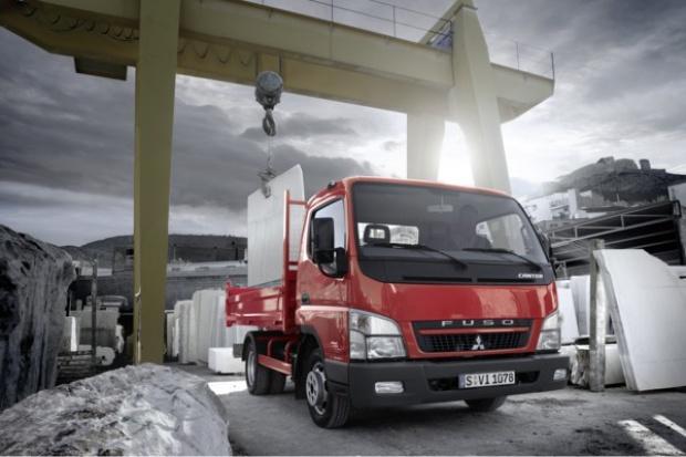 Daimler wprowadza nowego Fuso Canter