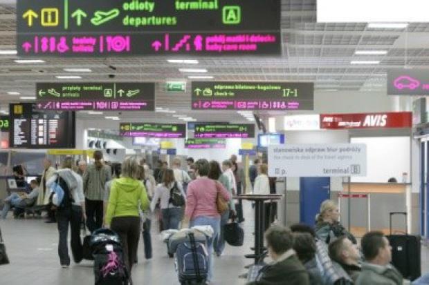 Pomoc europejska: pół miliarda euro dla 10 polskich lotnisk