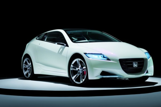 Honda rusza z produkcją hybrydowego CR-Z