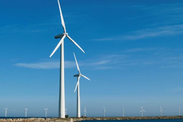 Pięć dużych elektrowni wiatrowych na Bałtyku