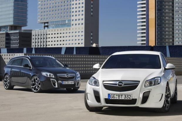 Najmocniejszy Opel w historii