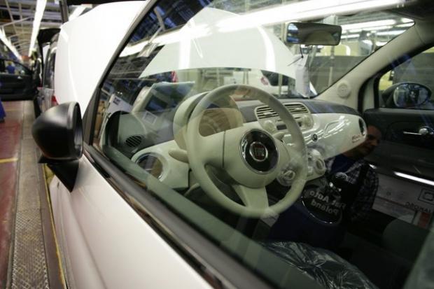 Chrysler uczy się w Tychach jak produkować małe auta