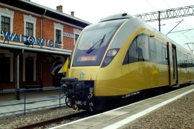 Pociąg Papieski zachęci do odwiedzenia Euroregionu Beskidy