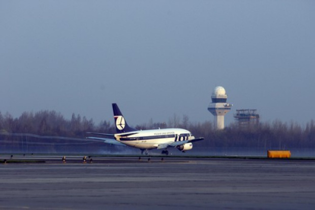 W 2011 roku w Radomiu ma ruszyć międzynarodowe lotnisko